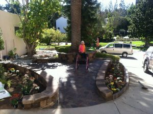 Donation: Little Haven Flower Patio