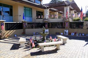 Donation: Veterans Memorial Patio and Wall